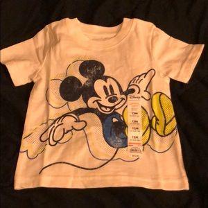 Disney Mickey Mouse Tee Shirt, size 12 mos